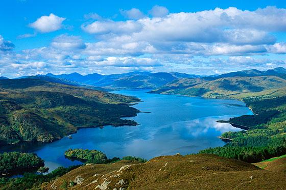 Blog: Uitwaaien in Schotland