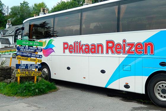 Groepsrondreizen per touringcar