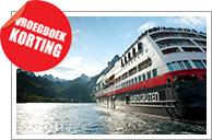 Hurtigruten Bergen-Kirkenes-Bergen 2016