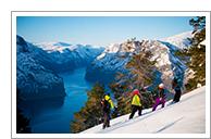 Winter Adventure Fjord Fantastic