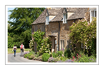 Touring the Cotswolds