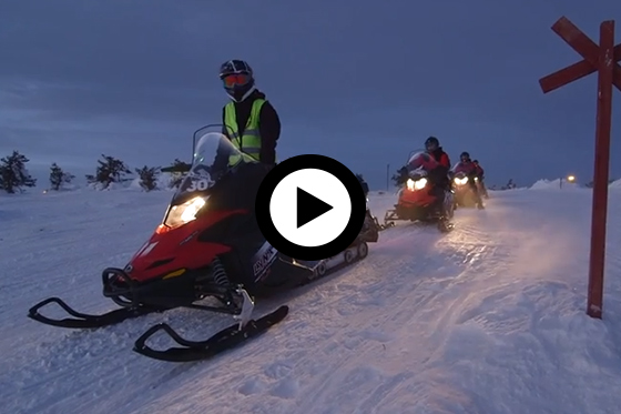 Winter Adventure in Lapland