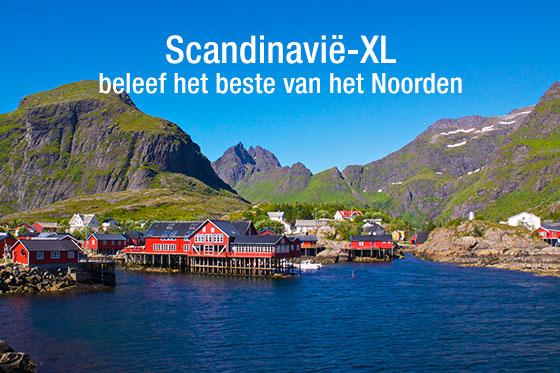 Kom dit weekend naar Scandinavië-XL