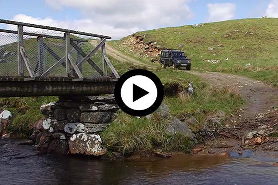 Verken de Highlands met een Landrover
