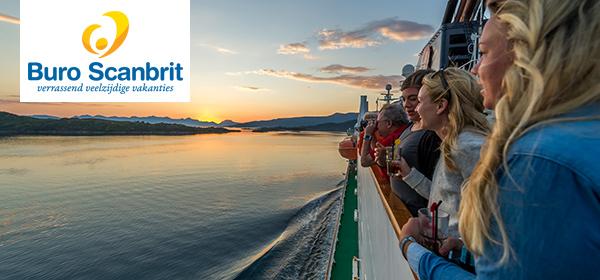 Hurtigruten, de mooiste zeereis ter wereld