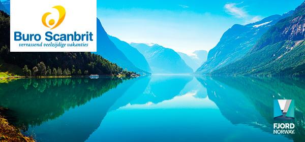 Ontdek de spectaculaire natuur in Fjord Noorwegen