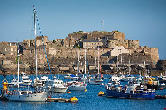 Blog: St Peter Port, wát een leuke hoofdstad