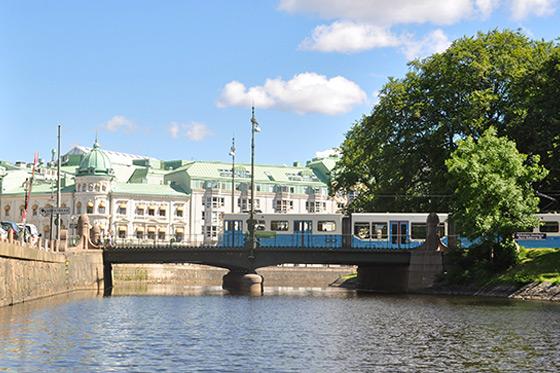 Blog: Drie uur in Goteborg