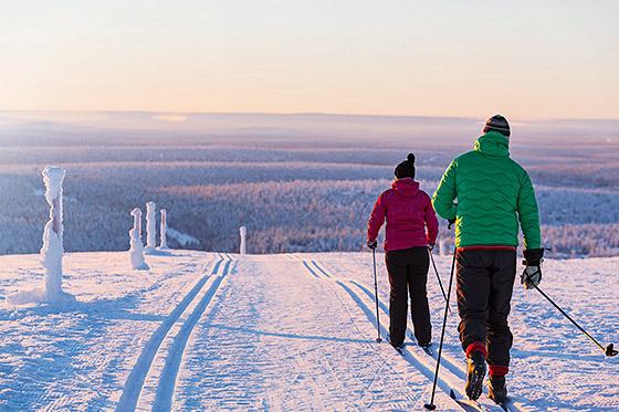 Blog: Saariselkä - ongerept winteravontuur