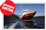 Hurtigruten Bergen-Kirkenes-Bergen