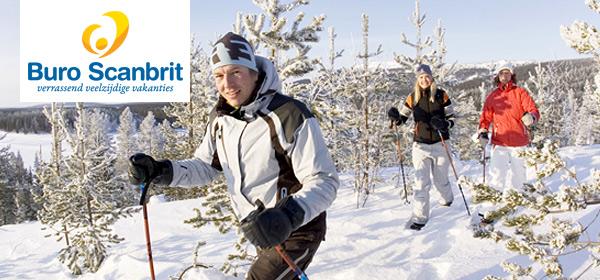 Ga deze winter op avontuur naar Scandinavië!