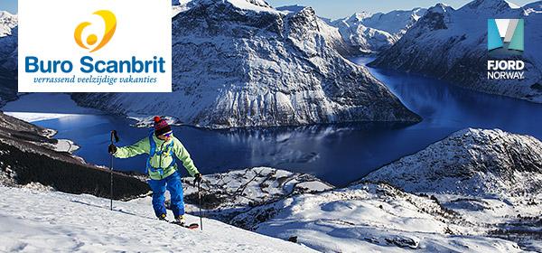 Ontdek de winter in Fjord Noorwegen