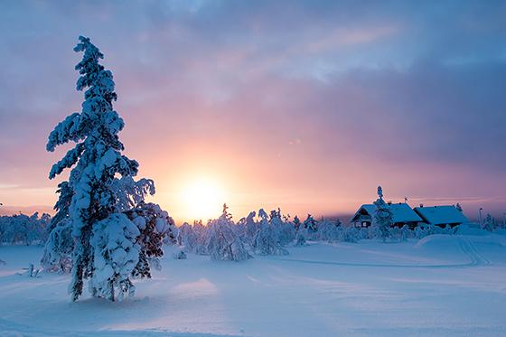 Mijn avontuur in Fins Lapland