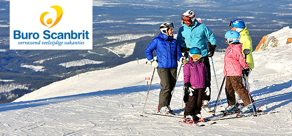 Winters familie avontuur in Scandinavië!