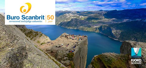 Ontdek de spectaculaire natuur van Fjord Noorwegen
