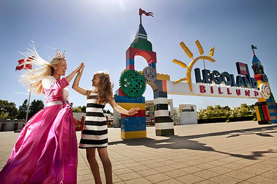 Bezoek het wereldberoemde Legoland