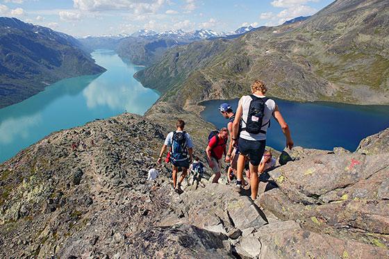 Blog: de leukste outdoor-avonturen in Noorwegen