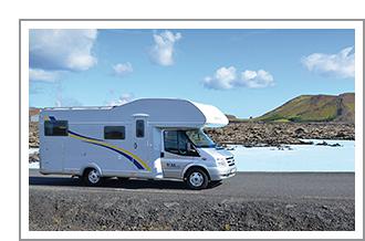 Camperhuur IJsland