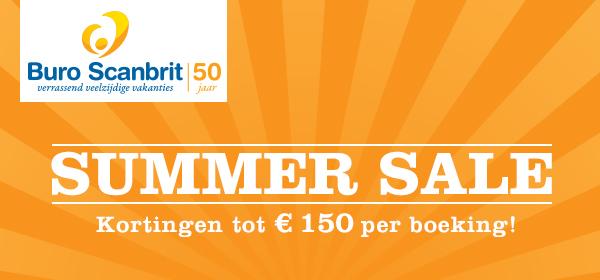 Summer Sale: nog 6 dagen korting