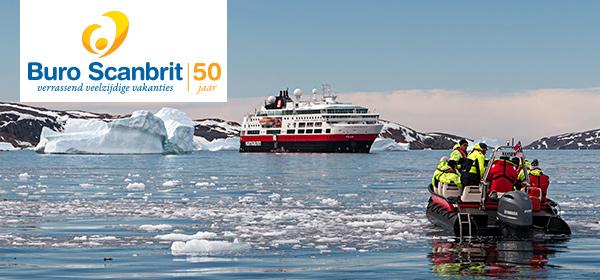 Stap aan boord van de Hurtigruten!