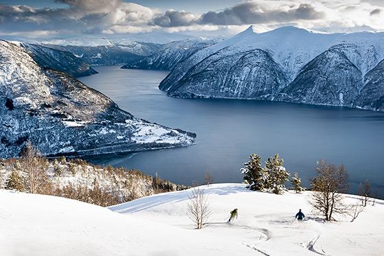 Blog: 5 redenen voor een wintervakantie in het fjordengebied