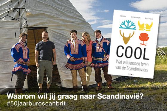 Winactie 'Cool. Wat wij kønnen leren van de Scandinaviërs'