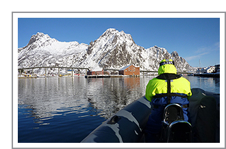 Winter Adventure Lofoten