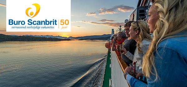 Aanbieding: boek Hurtigruten met 500 euro korting!