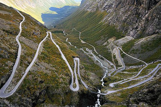 De mooiste routes van Fjord Noorwegen
