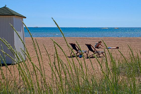 Geniet van de mooiste stranden in Finland