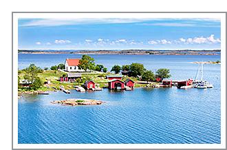 Zuid-Finland en het merengebied