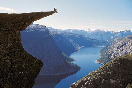 Blog: ga in het voorjaar naar de Noorse fjorden