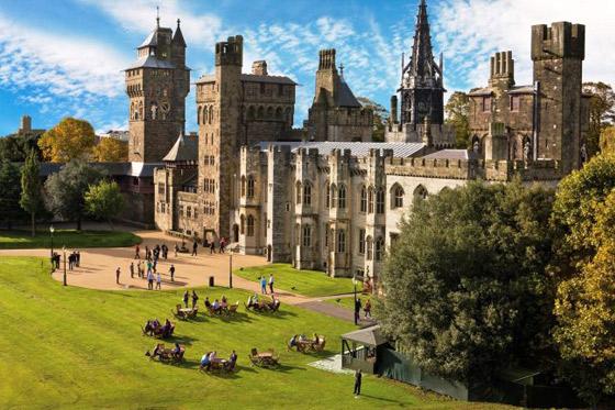 De mooiste kastelen van Noordwest-Europa