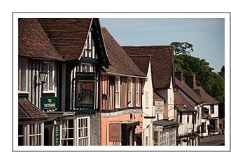 Touring East Anglia