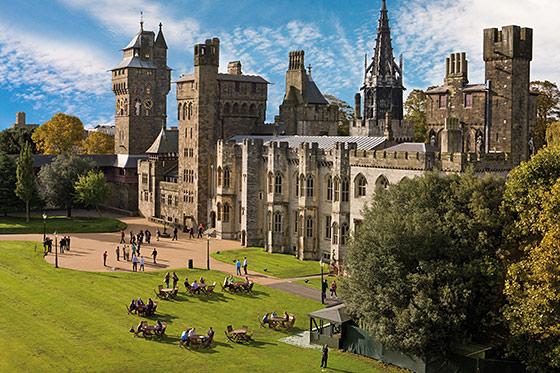 De top 7 kastelen van Noordwest-Europa