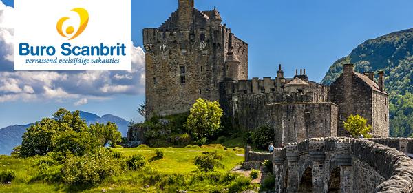 Bezoek de mooiste kastelen van Noordwest-Europa