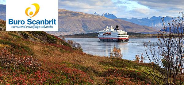 Boek nu je Hurtigrutenreis met korting
