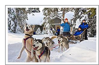Winter Adventure Ruka