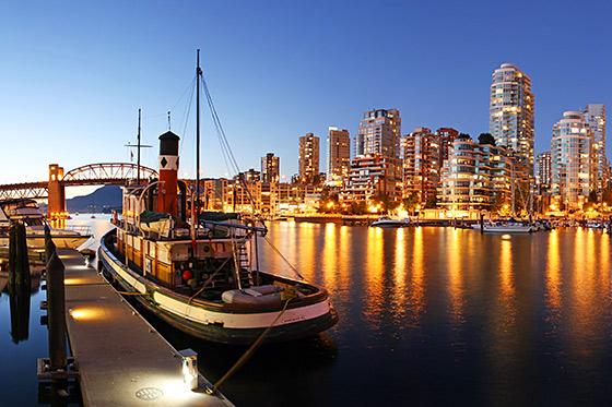 7 Dingen die je niet mag missen in Vancouver