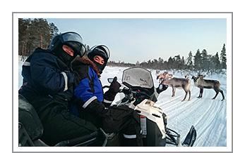 Winter Adventure Posio
