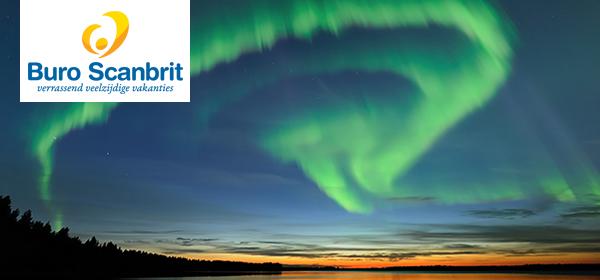 Maak een noorderlichtreis met Buro Scanbrit