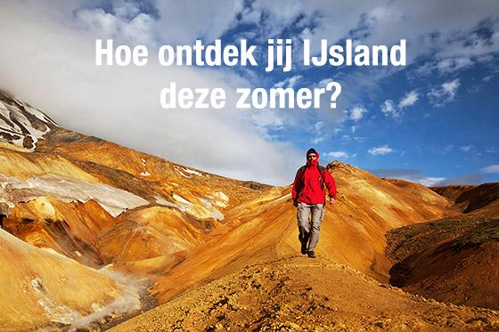 Kies het IJsland avontuur dat bij jou past