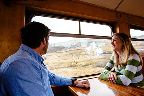 Ontdek ons uitgebreide aanbod aan treinreizen