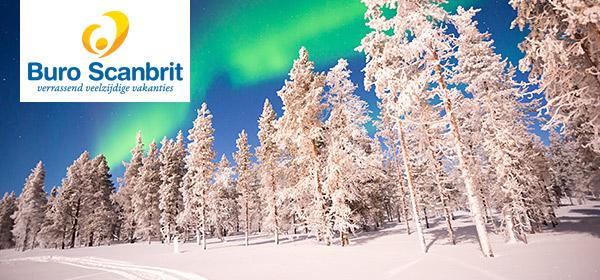 Nu tot € 200 korting op reizen naar Fins Lapland