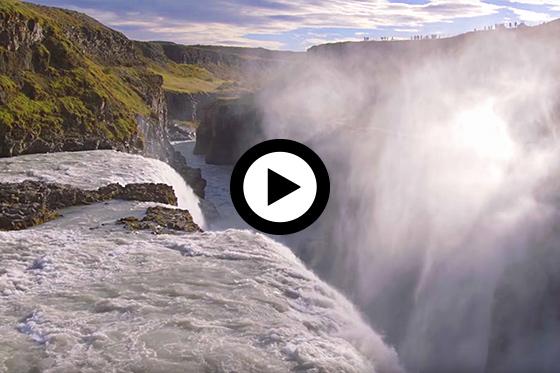 Vakantie op IJsland
