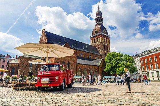 Tallinn, Vilnius, en Riga: Ontdek ze nu!