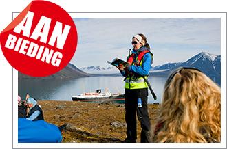 Ontdek Spitsbergen in stijl