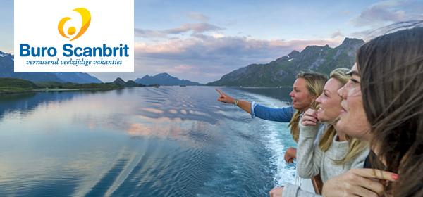 Welkom aan boord van Hurtigruten