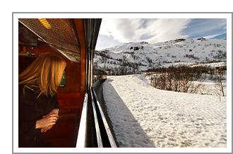 Ontdekkingsreis door Noorwegen