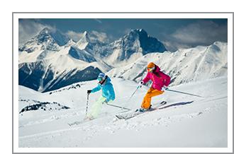 Winter Adventure in de Rockies